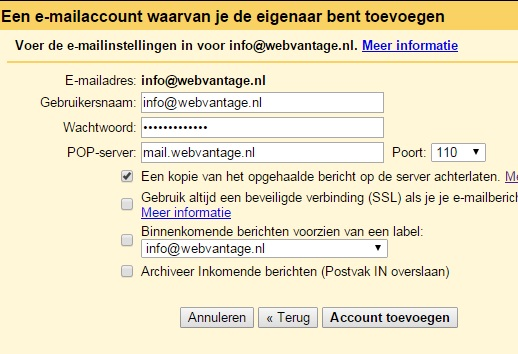gmail-account-instellen