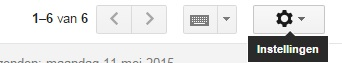 gmail-instellingen