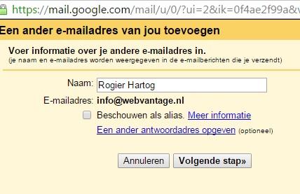 gmail-verzeden